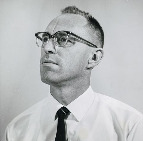 Jens Glad Balchen, portrett