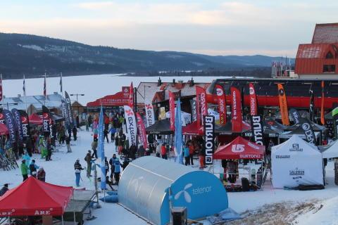 Dags att gratistesta vinterns nya skidprylar