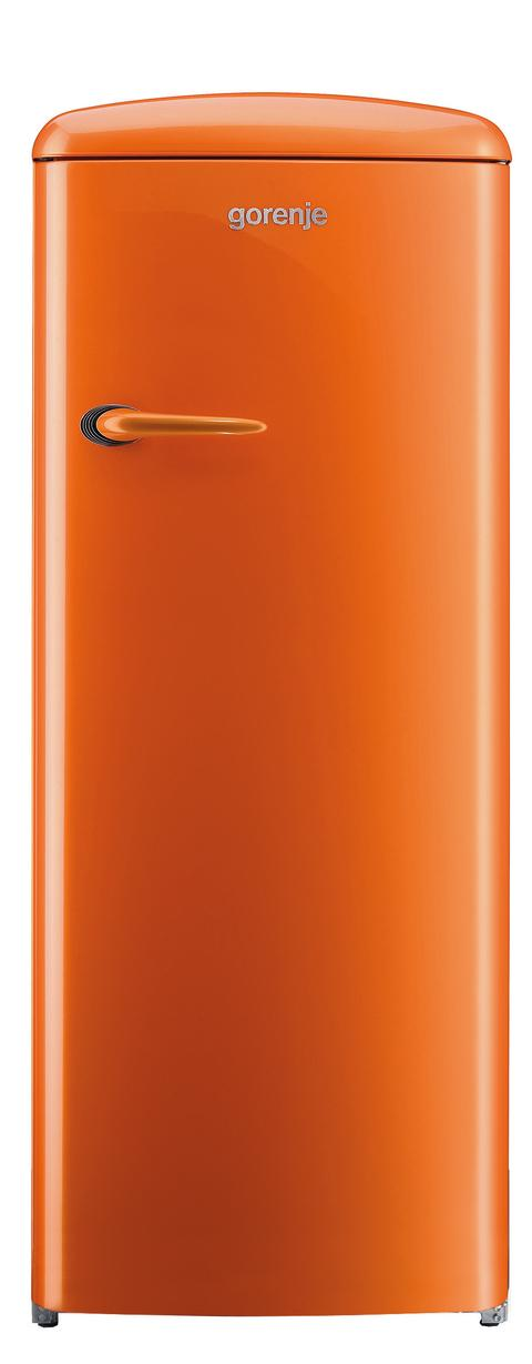 Gorenje Summer Look - sett farge på ditt hjem med Juicy Orange
