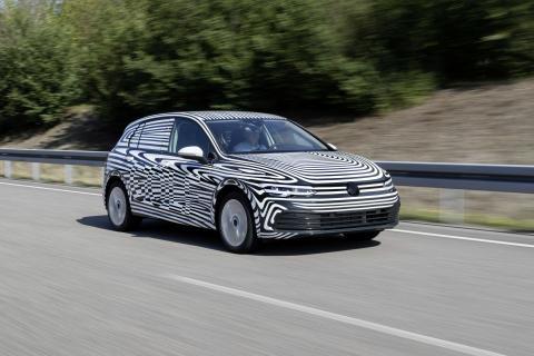 Nya Volkswagen Golf får premiär i höst
