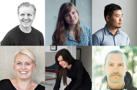 Nominerade till designpriset Formex Nova – årets nordiska formgivare 2017