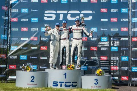 Fortsatt stort intresse för Porsche Carrera Cup Scandinavia