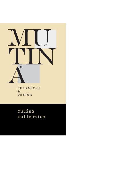 Presentation Mutina Designers