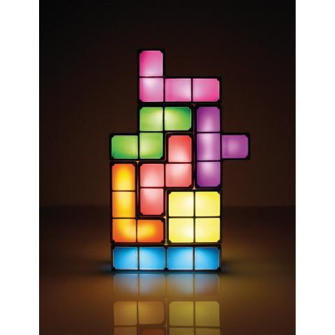 Tetris Bordlampe