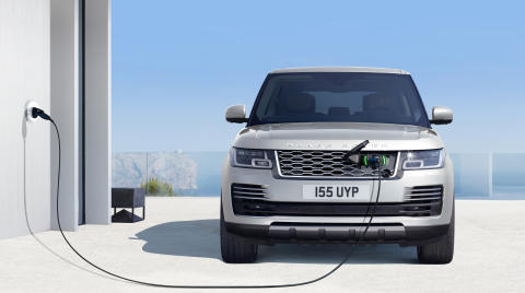 range Rover Model Year 2018 - 5