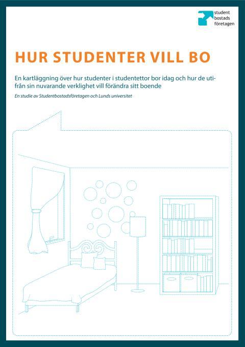Studie: Hur studenter vill bo