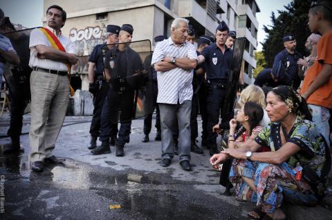 Det romska folkets ungerska helvete