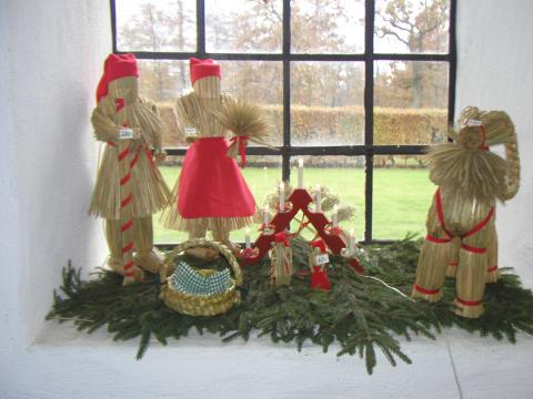 Jul på Wrams Gunnarstorp