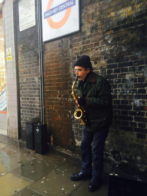 Brass Wonder on Mare Street