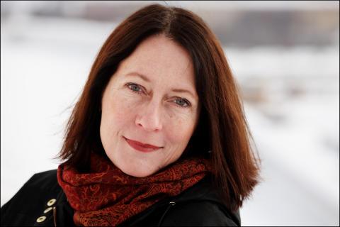 Sjølvbiografisk reiseroman frå Rønnaug Kleiva