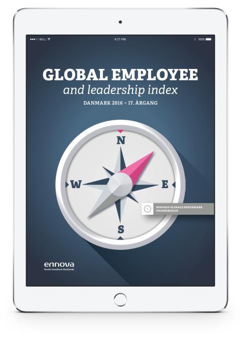 Resultaterne fra Nordens største undersøgelse af arbejdsglæde og ledelseskvalitet