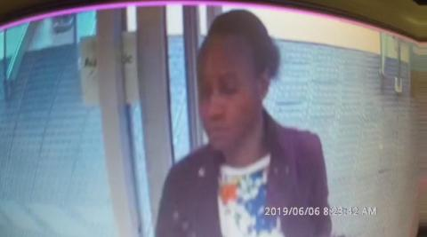 CCTV appeal following theft of bank card in Toxteth
