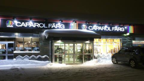 Caparols butik i Umeå
