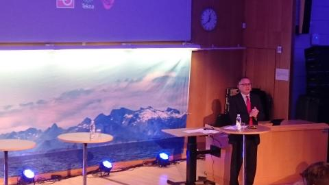 Norway should take a leading role in global ocean management