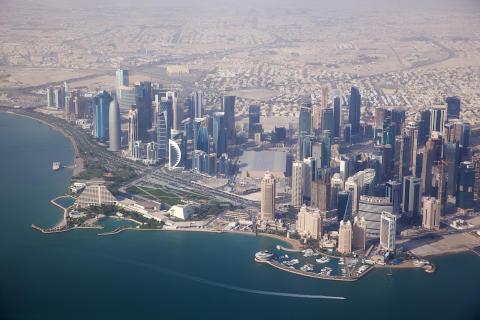 Diplomatic tensions disrupting Qatari supply chains