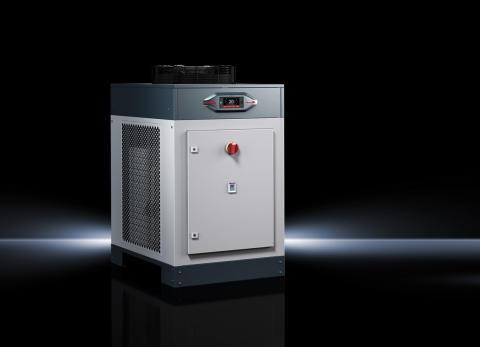 Intelligent køling med mindre kølemedium
