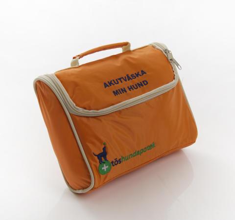 Akutväska för hund - Trygghet för dig och din hund med Hundapotek i väska