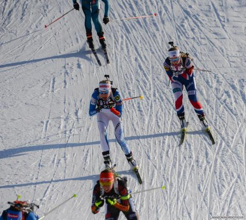 Tiril mix VM Hochfilzen