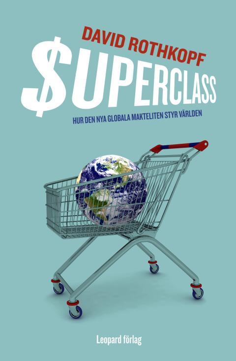 """Författaren till """"Superclass"""" besöker Sverige"""
