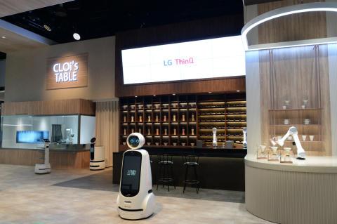 CES 2020: LG visar upp nytt ramverk i syfte att främja AI-teknik