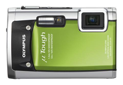 Mju TOUGH 6020 Cosmic Green