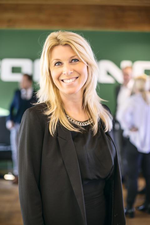 Sara Arildsson lämnar som VD för Fortnox