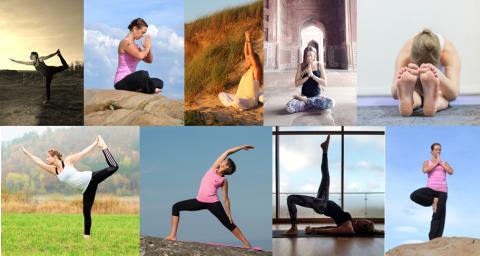 Yoga för alla - 21 juni genomförs första yogafestivalen i Halmstad
