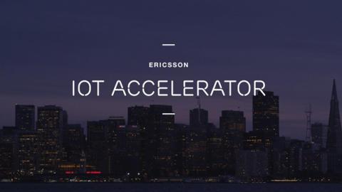 Ericsson utser Flowscape till global IoT-partner