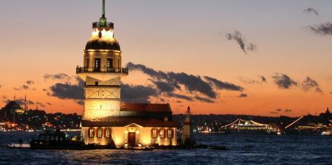 Istanbul, Tyrkia