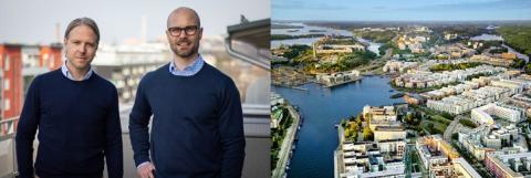 Enstar fortsätter att utveckla stadsdelen Hammarby Sjöstad i ett unikt samarbete med stadsdelens bostadsrättsföreningar