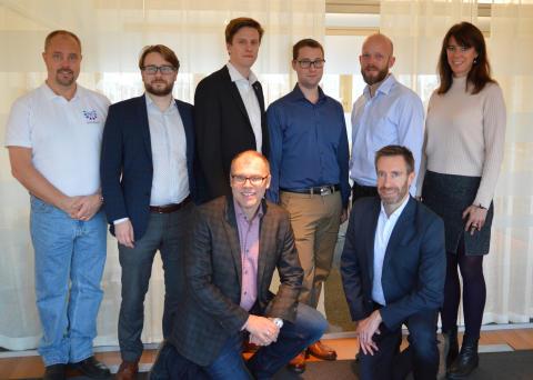 Tre UIC-bolag får tillgång till rymdteknik genom rymdinkubatorn ESA BIC Sweden