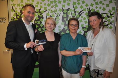 Scandic tukee lastensairaaloiden perheitä