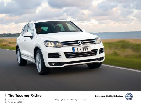 Good news for buyers of Volkswagen Touareg and CC models