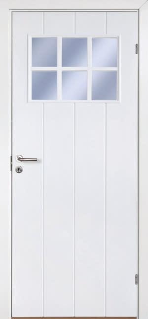 Ekstrands innerdörr DS/3LH SP6