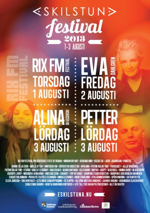 Eskilstuna Festival 2013