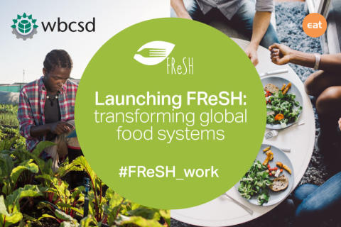 Arla enters new and FReSH initiative