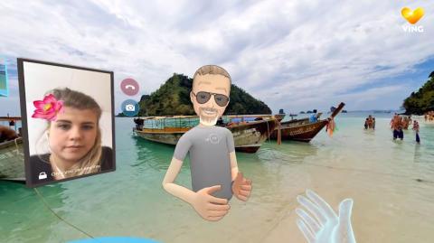 Ving tar nästa steg med VR: Ger guidade turer i Facebook Spaces