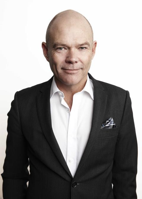 Jan Birkelund, försäljningschef på AccorHotels