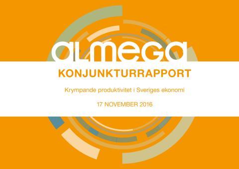 Kortversion Almegas Konjunkturrapport november 2016