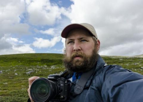 Ny fotoutställning med Björn Dahlfors