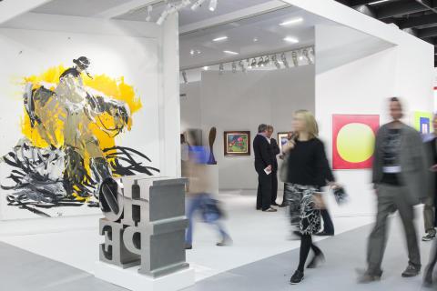 ART COLOGNE, kunstmesse i Köln