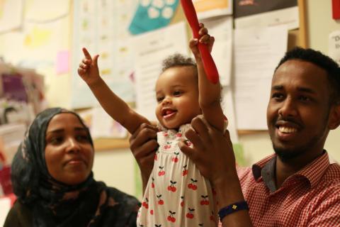 Inbjudan Almedalen: Barns rätt till jämlik hälsa - Rinkebyprojektet