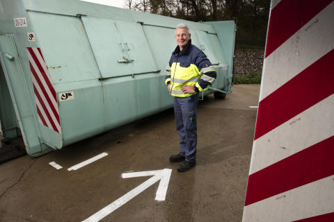 Persbericht: 9 op 10 recyclageparkwachters slachtoffer agressie
