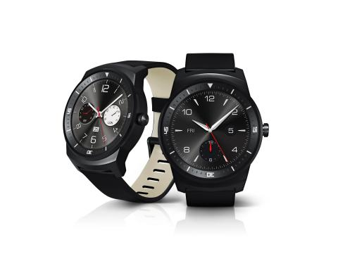 PREMIERE FOR LGs NYE SMARTKLOKKE G WATCH R UNDER IFA 2014