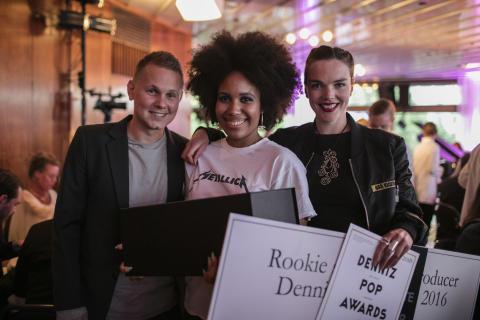 Här är vinnarna i Denniz Pop Awards 2016
