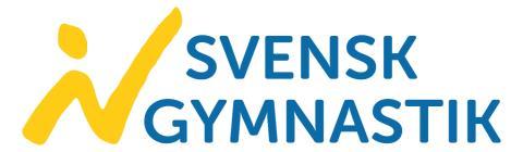 Svensk Gymnastik - logotype