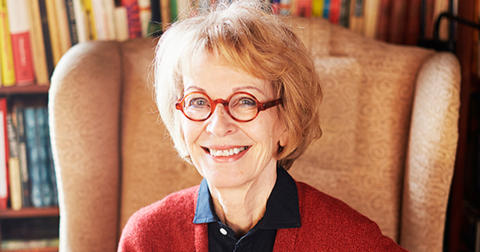 Kirjailija Kaari Utrio nimettiin vuoden Sydänvaikuttajaksi