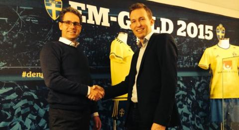 Svenska Fotbollförbundet skriver avtal med SportCompetence