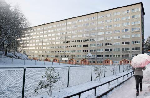 Aktivitetshuset invigs i Hammarkullen