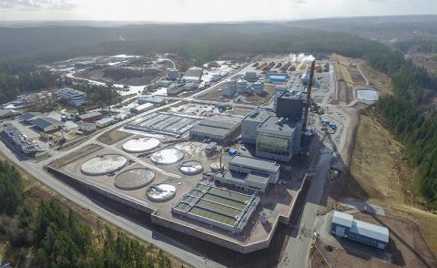 Sobackens nya avloppsreningsverk är invigt - möjliggör tillväxt för Borås